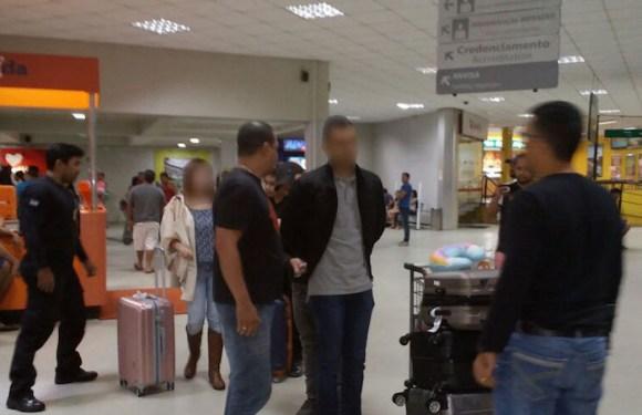 Bancário forjava abastecimento de caixas eletrônicos e é preso em aeroporto; desvios chegam a R$ 300 mil