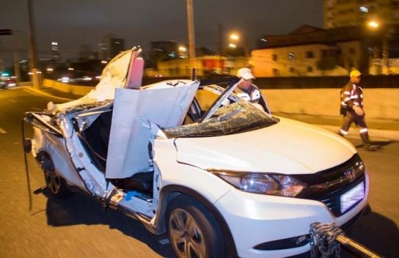 Caminhão que causou acidente que matou juíza em SP era 16 cm mais alto que o permitido, aponta IC