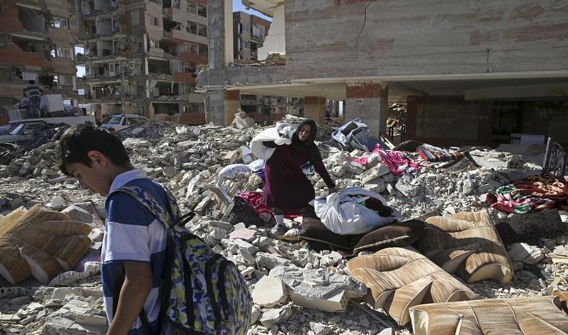 Número de mortos em terremoto na fronteira do Iraque com o Irã sobe para 530