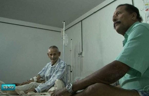 Irmãos afastados por 50 anos se reencontram por acaso em hospital