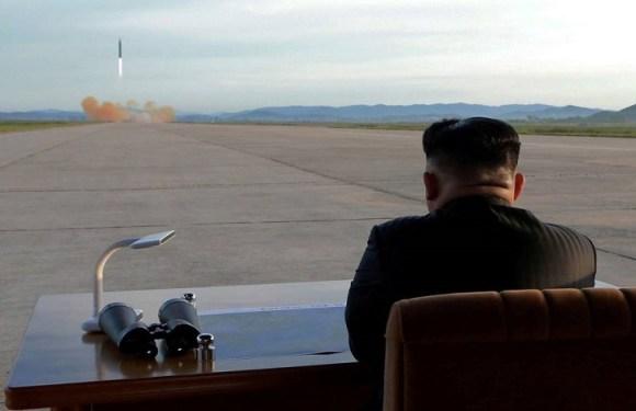 Coreia do Norte dispara míssil balístico, diz agência sul-coreana