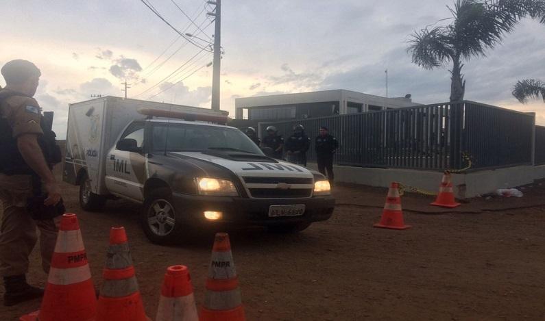 Rebelião na Penitenciária Estadual de Cascavel (PR) passa de 24 horas; dois presos foram mortos