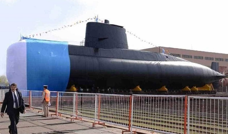 Submarino argentino desaparece com 37 pessoas a bordo