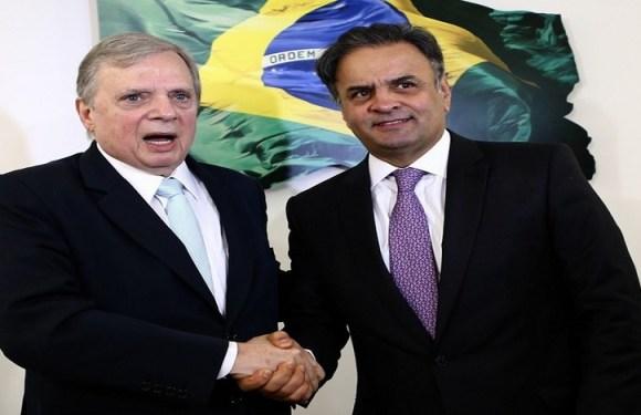 Destituído do comando do PSDB, Tasso critica Aécio e diz que eles têm diferenças 'muito profundas'