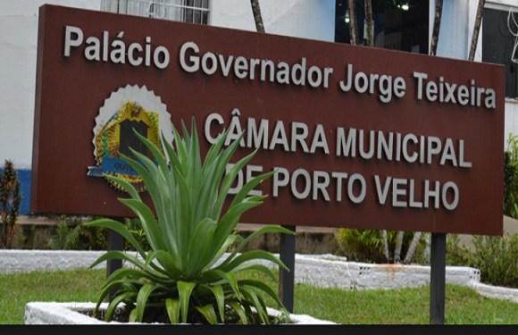 Câmara Municipal de Porto Velho aprova Refis e retira de pauta projeto do estacionamento rotativo