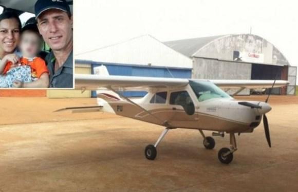 Avião desaparece com casal e filho em Mato Grosso