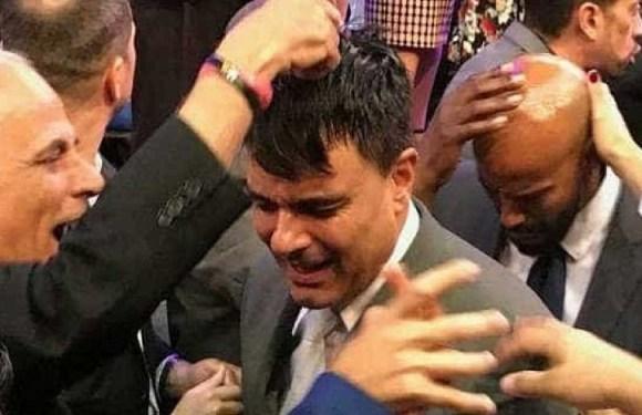 Guilherme de Pádua, do caso Daniela Perez, vira pastor em igreja de BH