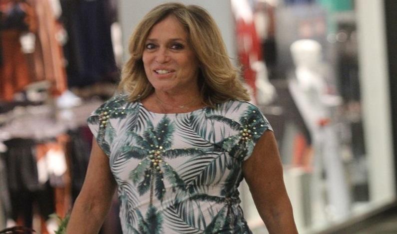 Susana Veira é internada com urgência em hospital do RJ