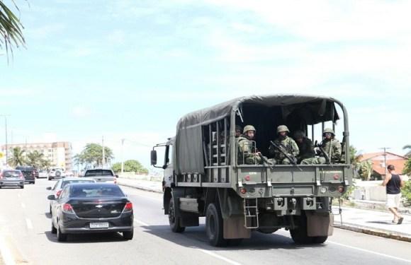 Governo federal anuncia envio de 2 mil homens das Forças Armadas para o RN em 48 horas