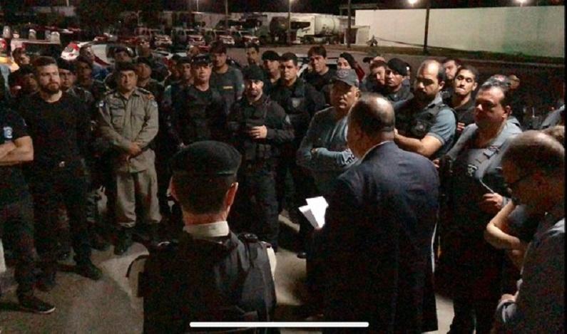 Policiais militares são presos em operação contra grupo de extermínio em AL e PE