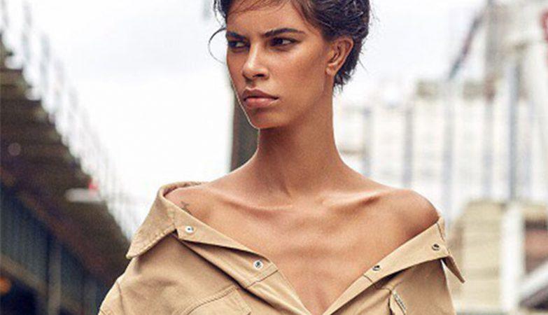 'Enxergaram em mim coisas que eu não via': a jovem porteira de Cuiabá que virou modelo internacional