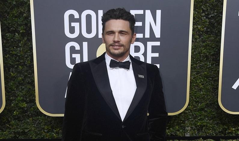 Horas após vencer Globo de Ouro, ator James Franco é acusado de assédio