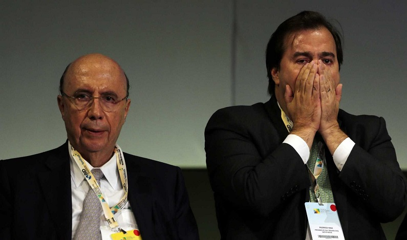 Planalto teme impacto de tensão eleitoral na reforma