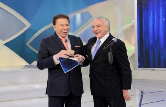 Temer explica reforma da Previdência no programa Silvio Santos