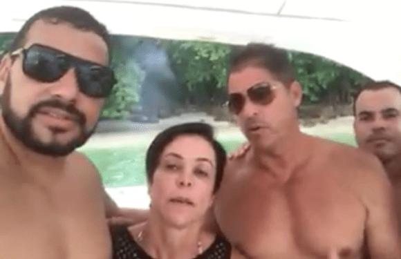 Em vídeo em iate, Cristiane Brasil ironiza ações trabalhistas