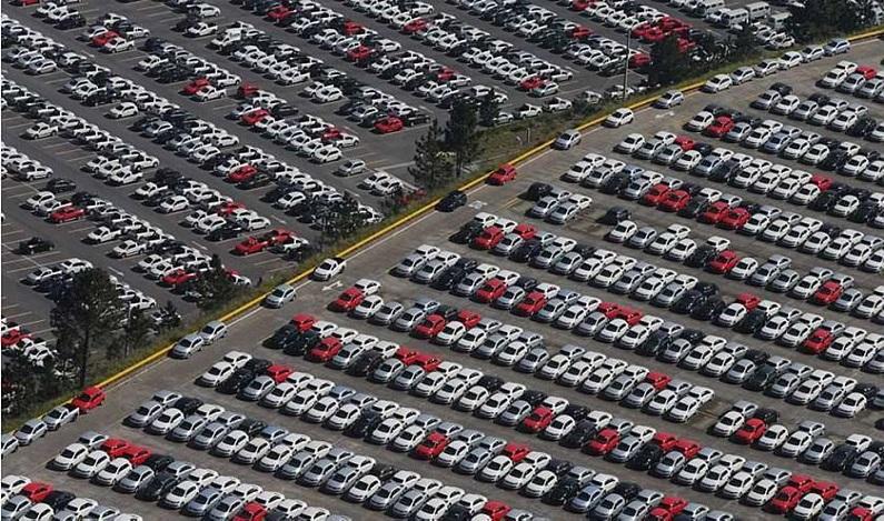Venda de veículos sobe 9,25%, após quatro anos seguidos de queda