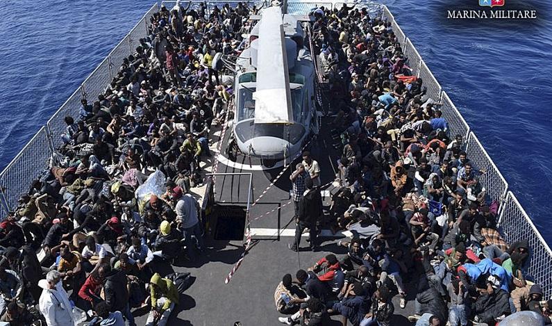 Sul da Europa pede que ônus do fluxo migratório seja compartilhado
