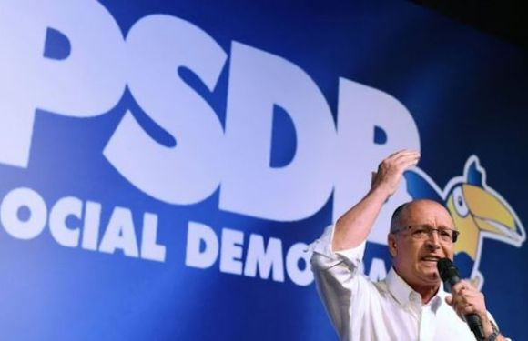 Arthur Virgílio desiste de prévias e PSDB deve lançar Alckmin à presidência