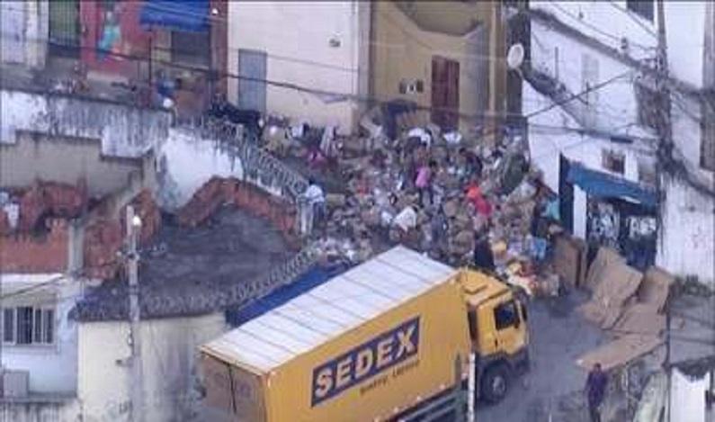 Polícia faz operação contra roubo de cargas na região metropolitana do Rio
