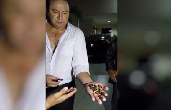 Cinco morrem em confronto com a PM ao roubar advogado em Caldas Novas