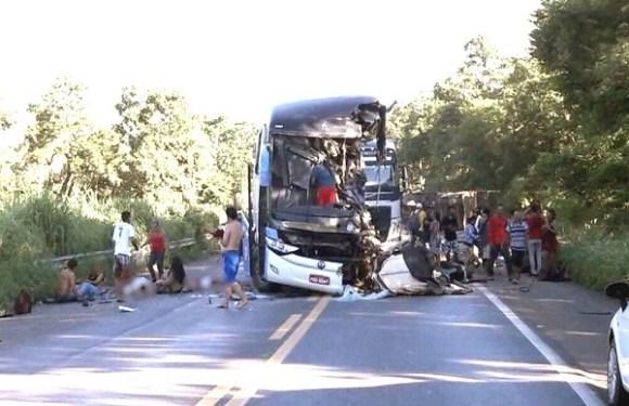 Evidências indicam que motorista de ônibus foi responsável por acidente com 9 mortes na BR-020, diz delegado
