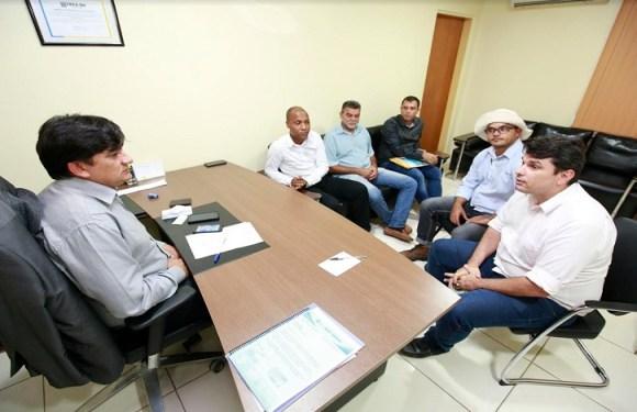 Deputado Cleiton Roque apoia iniciativas em Primavera de Rondônia