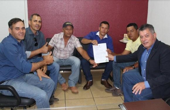 Deputado Edson Martins libera recursos para campeonato em Urupá