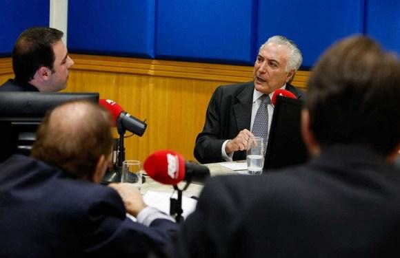 'Eu já fiz minha parte, próximos governos não aguentam sem reforma da Previdência', afirma Temer
