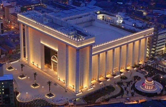 """Justiça proíbe que Templo de Salomão seja chamado de """"Sinagoga de Satanás"""" no Google"""