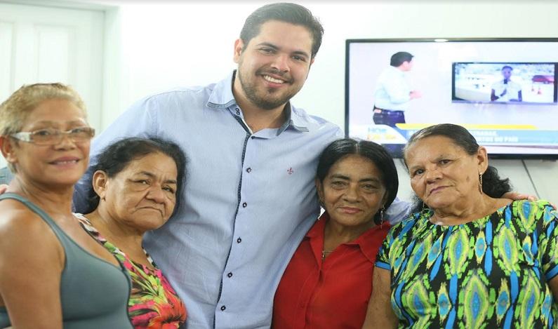 Jean Oliveira parabeniza as mulheres no seu Dia Internacional