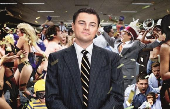 """DiCaprio é processado por difamação em """"O Lobo de Wall Street"""""""