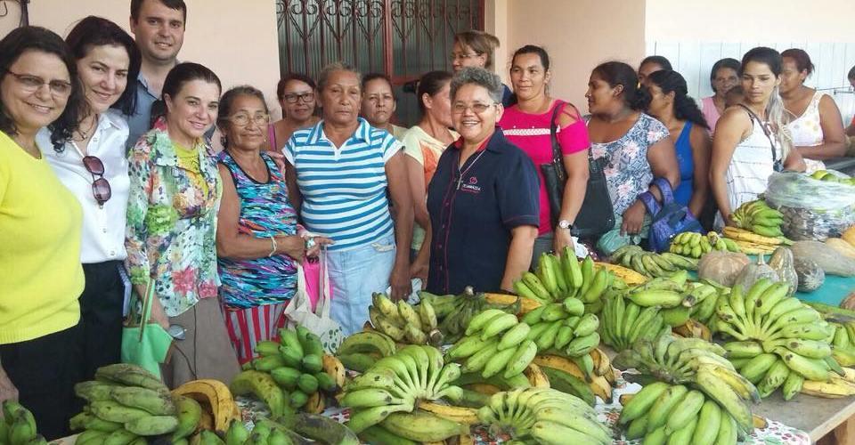 Marinha Raupp ressalta trabalho em prol do fortalecimento da Agricultura Familiar