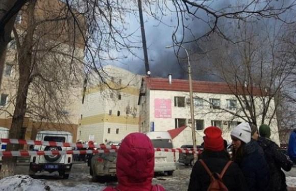 Incêndio na Sibéria matou 41 crianças; Putin denuncia negligência