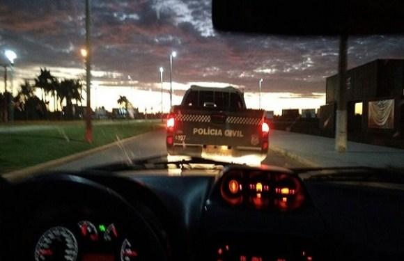 Operação contra o tráfico de drogas cumpre 21 mandados de prisão em MT e GO
