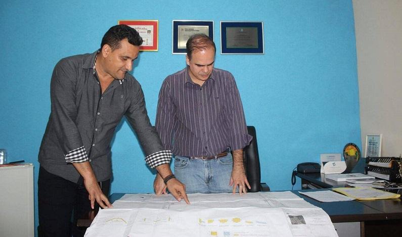 Alan Queiroz pede providência para iluminação do bairro Costa e Silva