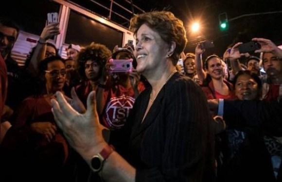 Dilma Rousseff será candidata ao Senado por MG