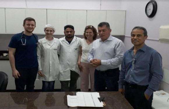 Deputado Edson Martins garante emenda de R$180 mil para atender associação de Cacoal
