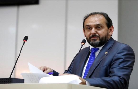 Deputado Laerte Gomes destina emenda de mais de R$ 2 milhões para pavimentação em Alvorada do Oeste