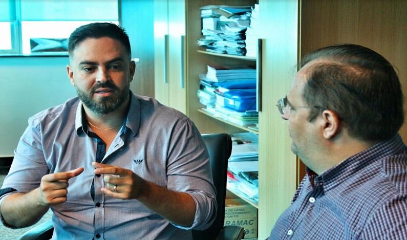 Léo Moraes reafirma apoio à saúde de Rondônia
