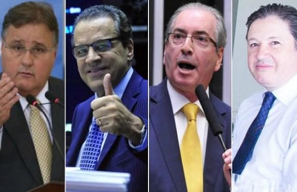 """Juiz do DF autoriza 42 depoimentos em ação penal contra o """"quadrilhão do MDB"""""""