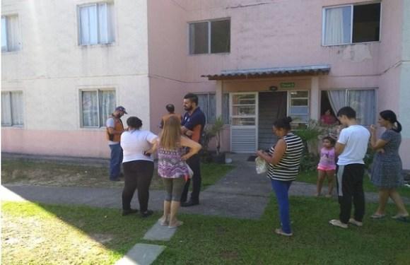 Tremor de baixa intensidade assusta moradores de SC