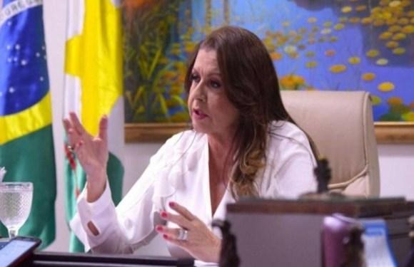 Governadora de RR vai ao STF solicitar fechamento da fronteira com a Venezuela