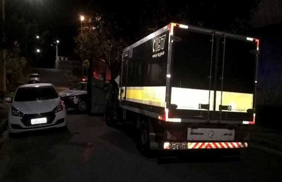 Ladrão infarta e morre durante tentativa de roubo a motorista de Uber em BH