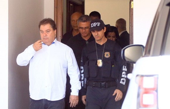 Moro aceita denúncia e ex-senador do DF Gim Argello vira réu na Lava Jato