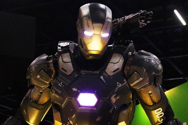 Polícia investiga roubo da armadura de R$ 1 milhão do Homem de Ferro