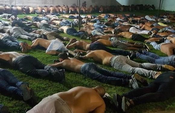 Justiça revoga prisão de mais 10 detidos em operação contra a milícia
