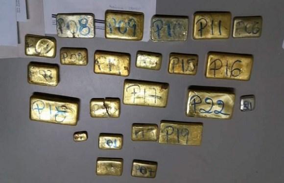 Cerca de 9,5 kg de ouro são achados em destroços de avião que caiu no AM