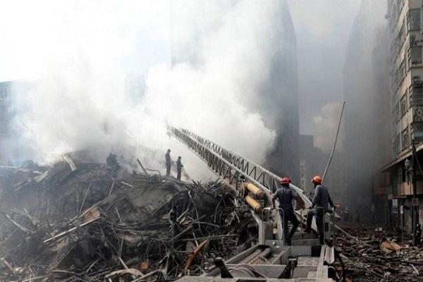 MP arquivou em março investigação sobre condições do prédio que desabou em SP