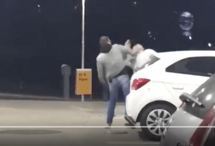 Fagundes desmente que vídeo com homem sendo agredido seja dele; imagens viralizaram