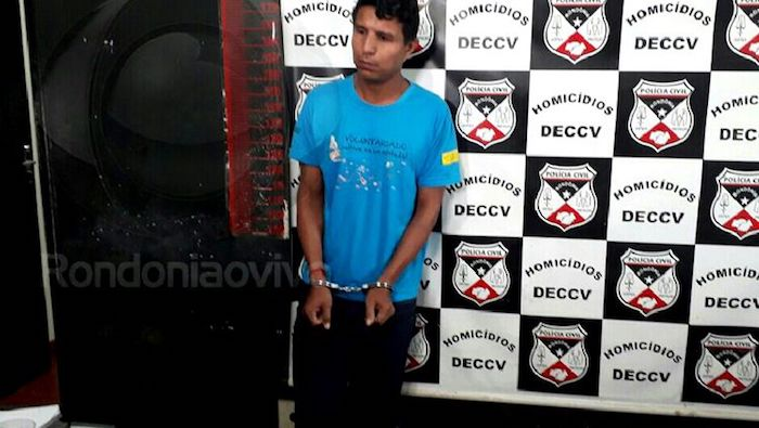 Após dois anos, polícia prende suspeito de participar em esquartejamento de professor em Porto Velho